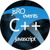 Thinfinity jsRO remote events in C++