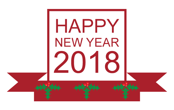 Happy 2018 from Cybele Software