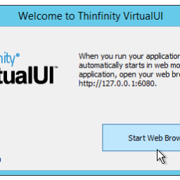 Thinfinity VirtualUI License Registration