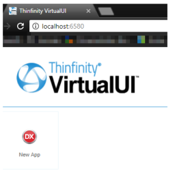Virtualize Applications with Thinfinity VirtualUI