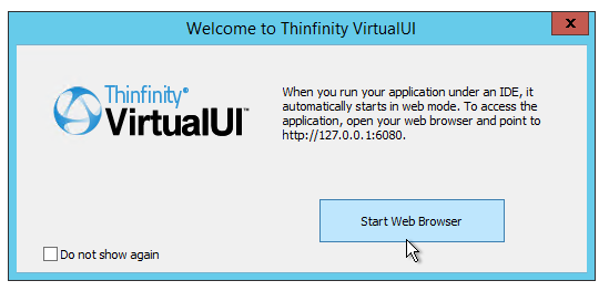 Register Thinfinity VirtualUI licenses