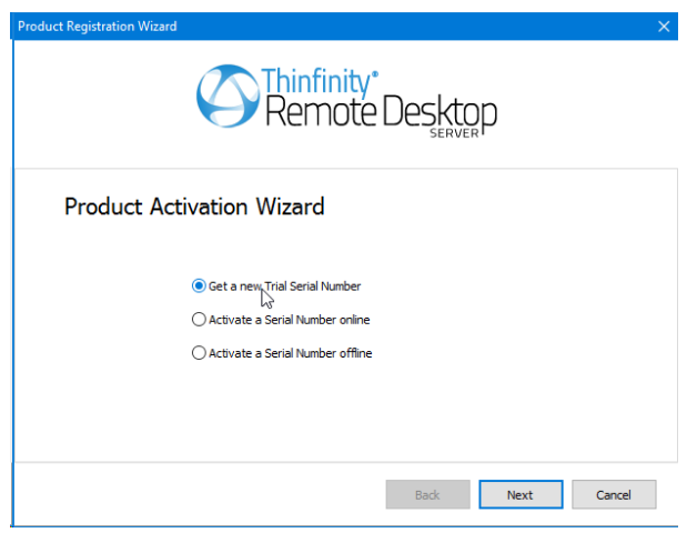 How to Install Thinfinity Remote Desktop Server