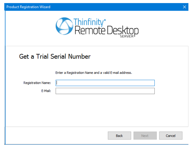 Need web RDP browser based? Install Thinfinity Remote
