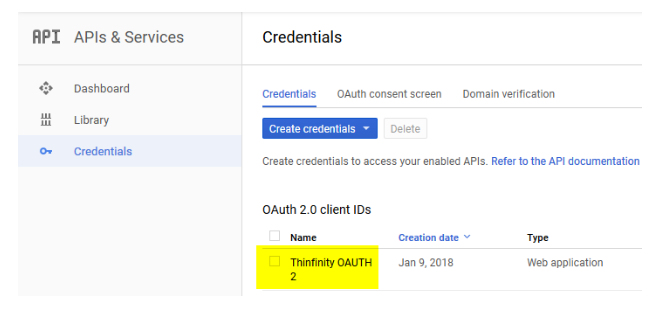 How to configure Google OAuth 2 0 SSO for remote access