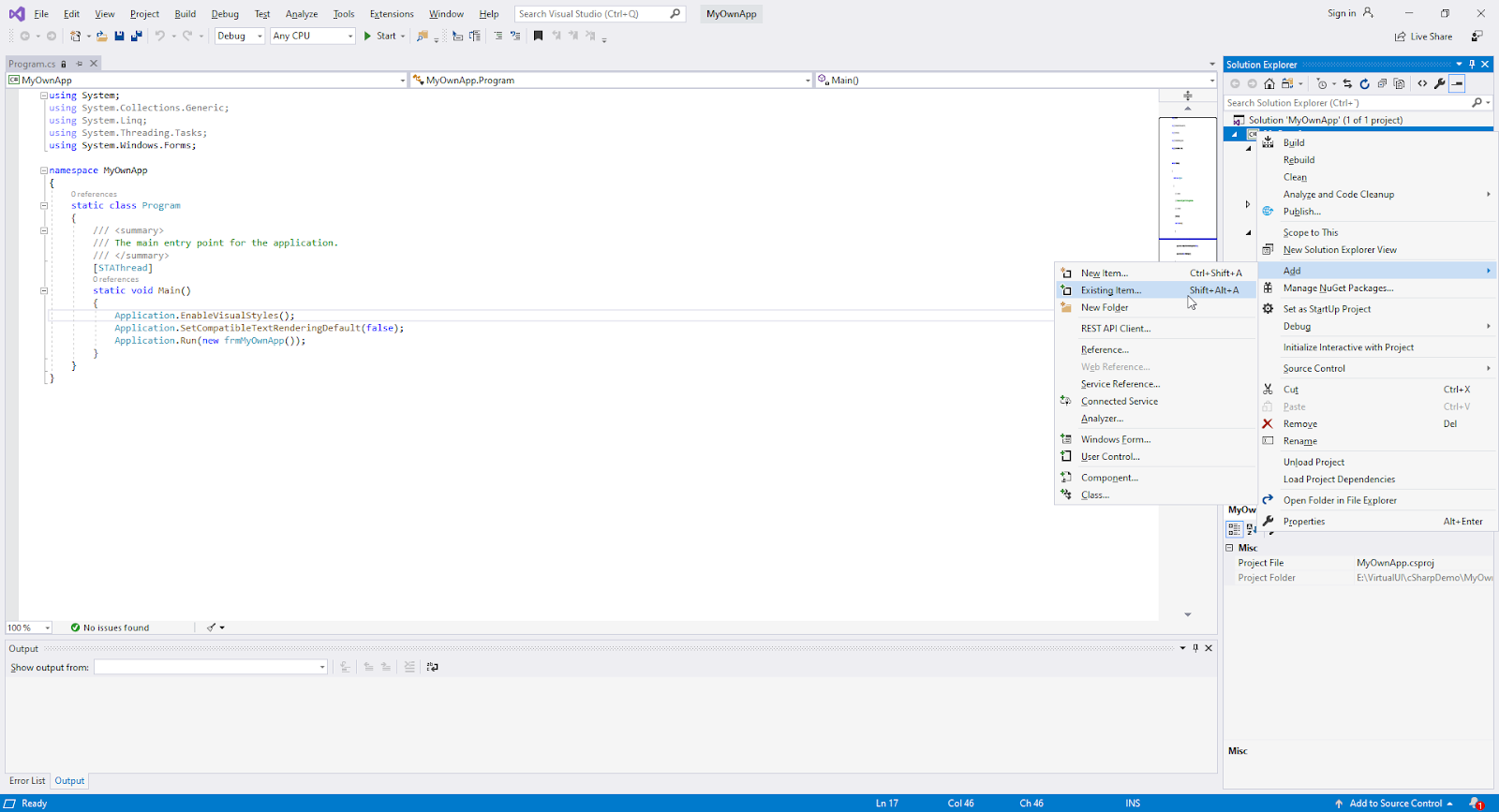 Run .net applications in the cloud with VirtualUI