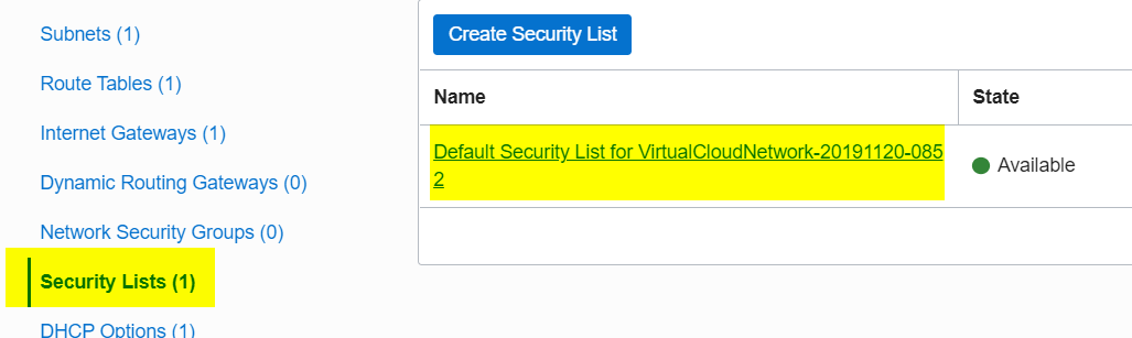 How to create a VM Instance