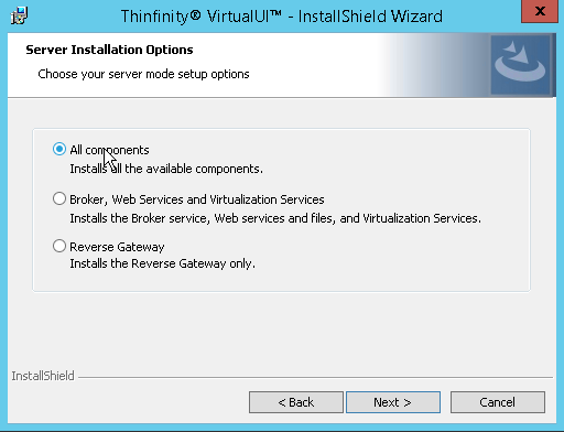 Integrate and Publish Any third-party application using Thinfinity VirtualUI 3.0-01