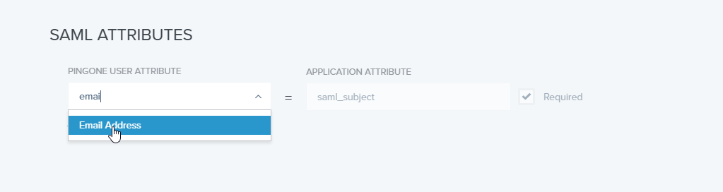 How to configure Thinfinity Remote Desktop to authenticate using Ping Identity's SAML