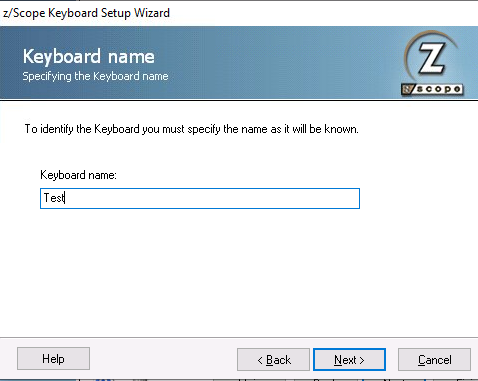 Manage your keyboard mappings with zScope Classic 6.6