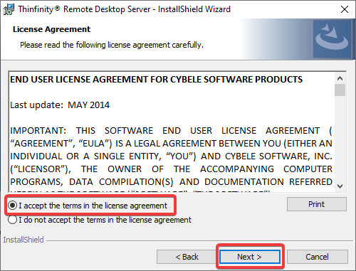 How to configure Load Balancing in Thinfinity Remote Desktop v5.