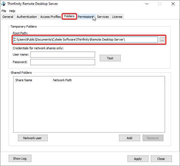 How to configure Load Balancing in Thinfinity Remote Desktop v5.0