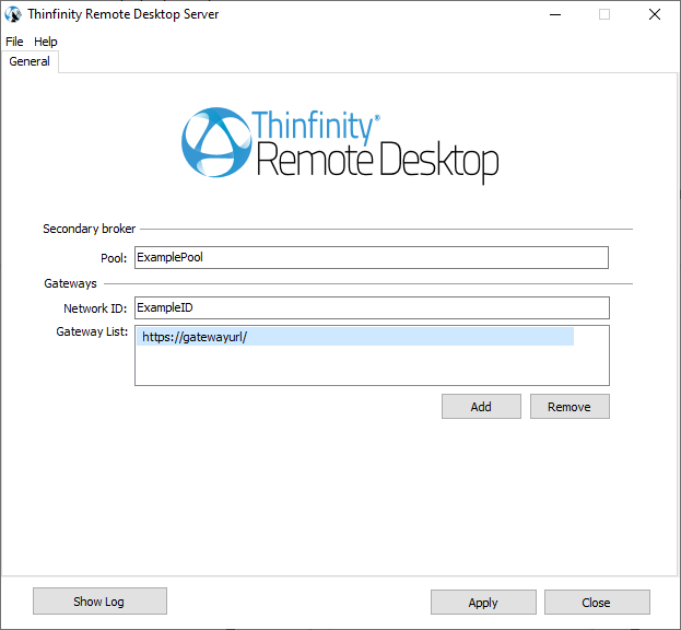 Secondary Broker-How to install and configure