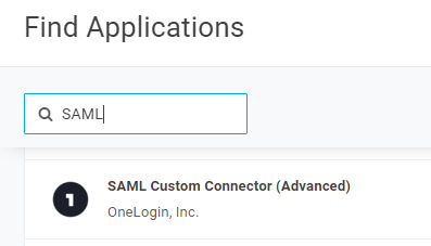 How to configure Thinfinity VirtualUI to authenticate using Onelogin SAML - 02
