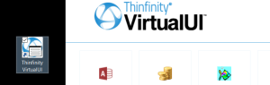 How to create a desktop shortcut to Thinfinity® VirtualUI - 06