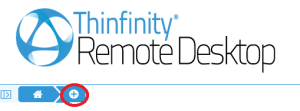 How to create labels on Thinfinity Remote Desktop - 04