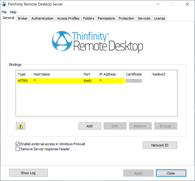 How to Install your SSL Certificate on Thinfinity Remote Desktop - 01
