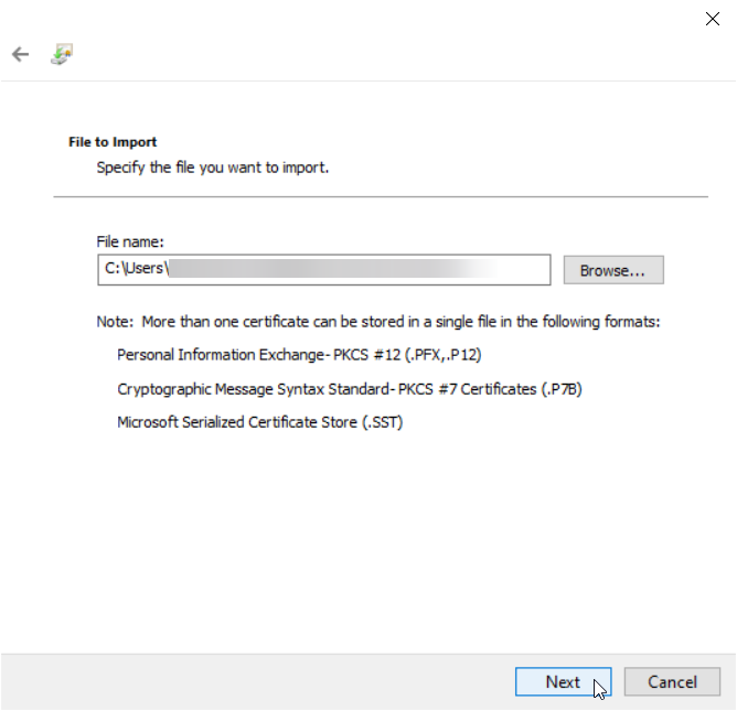 How to Install your SSL Certificate on Thinfinity Remote Desktop - 07