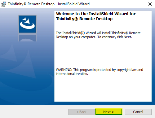 How to create your first connection with Thinfinity Remote Desktop Essentials - 01