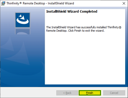 How to create your first connection with Thinfinity Remote Desktop Essentials - 06
