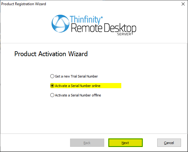 How to create your first connection with Thinfinity Remote Desktop Essentials - 07