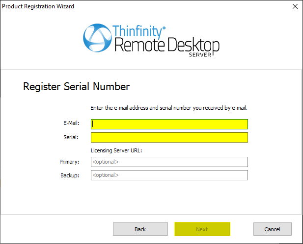 How to create your first connection with Thinfinity Remote Desktop Essentials - 08