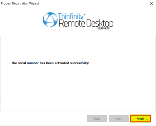 How to create your first connection with Thinfinity Remote Desktop Essentials - 09