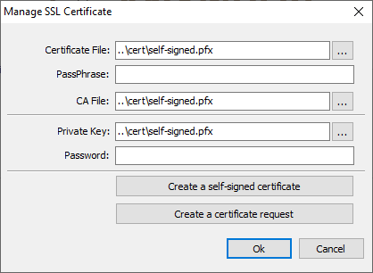 How to manage your SSL Certificates on zScope Anywhere - 02