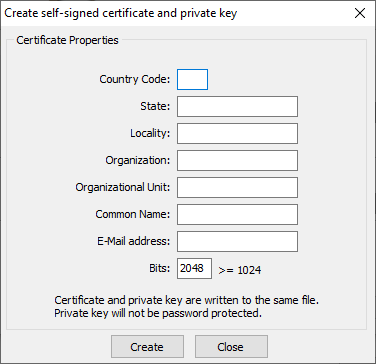 How to manage your SSL Certificates on zScope Anywhere - 03